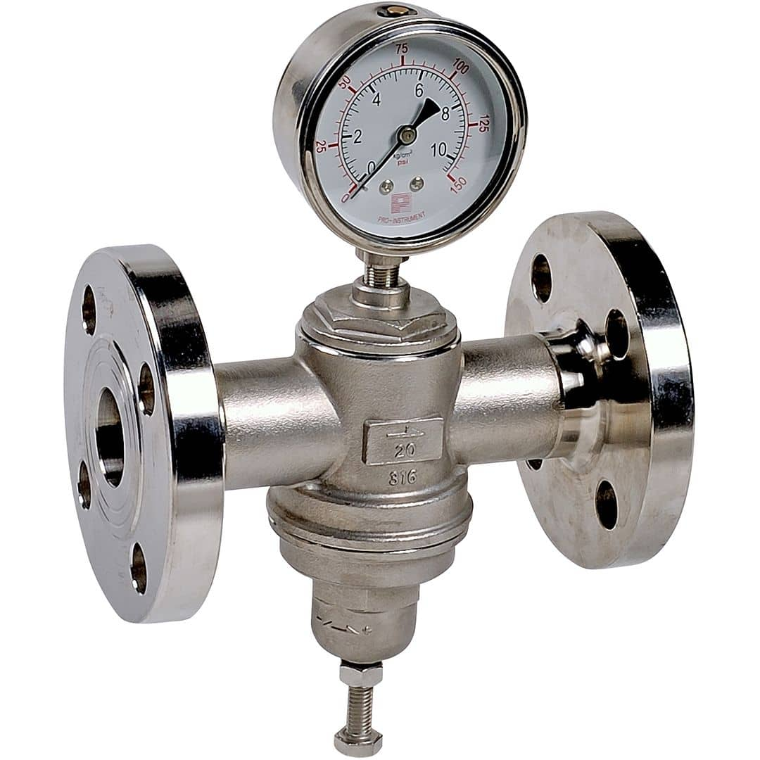 Déverseur - réducteur de pression amont - BPV Elite